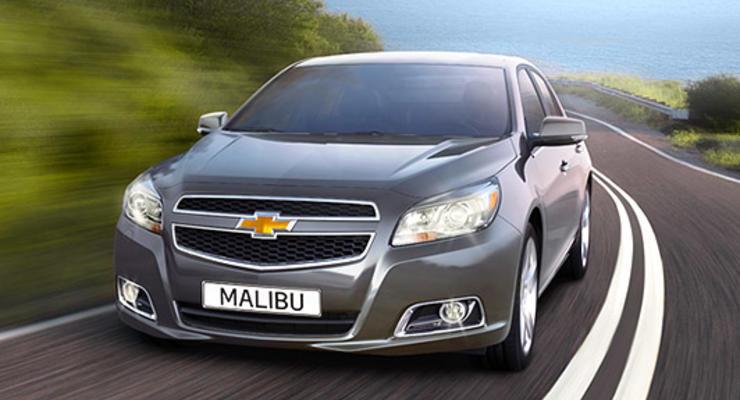 Тест-драйв Chevrolet Malibu – американца из Кореи