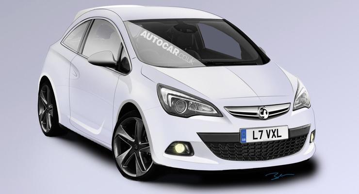 Новая Opel Corsa будет крупнее, но легче нынешней
