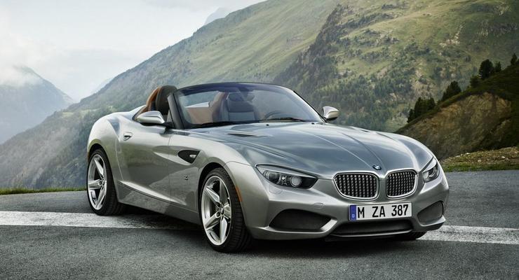 Итальянцы разработали дизайн нового спорткара BMW