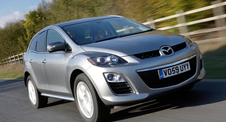 Mazda CX-7 сняли с конвейера ради нового кроссовера