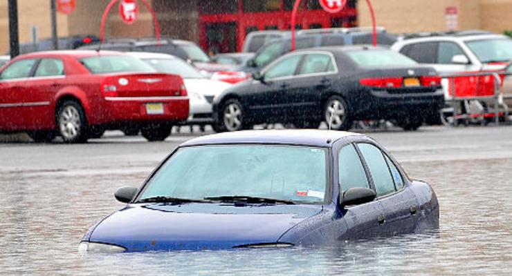 Как получить страховку за пострадавшее от погоды авто