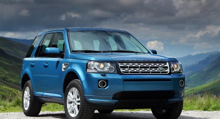 Land Rover Freelander обновился и стал еще роскошней