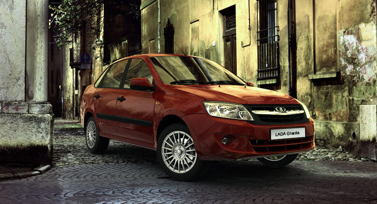 Lada Granta Sport и новую Калину готовят к дебюту