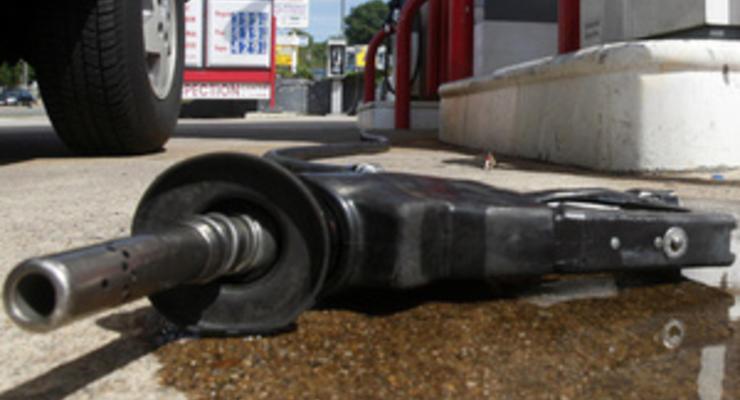Немецкие водители практически не реагируют на высокие цены на бензин