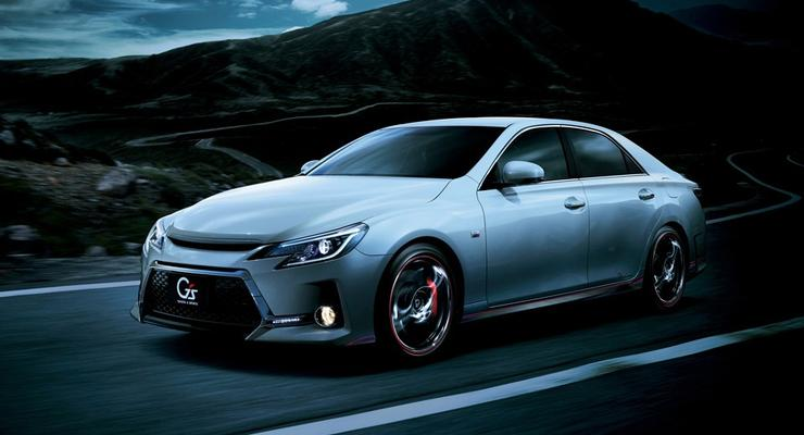Toyota обновила свой спортседан с задним приводом