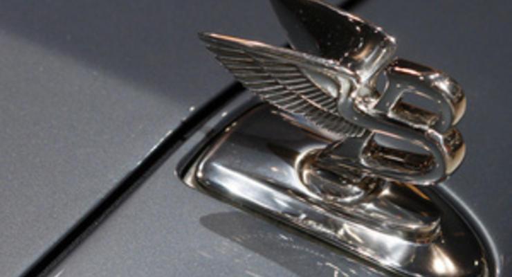 Bentley выпустит бронированные автомобили для рынка России и Ближнего Востока
