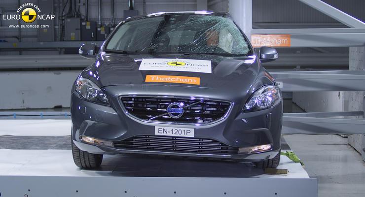 Euro NCAP провела краш-тесты шести новых моделей