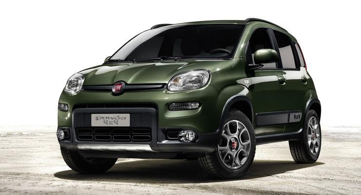 Fiat поставил полный привод на новую малолитражку