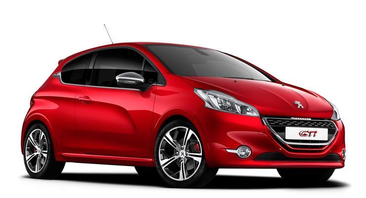 Peugeot рассекретил новый 200-сильный хэтчбек