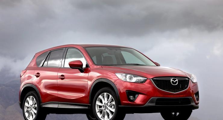 Тест-драйв Mazda CX-5 – самого маленького SUV бренда