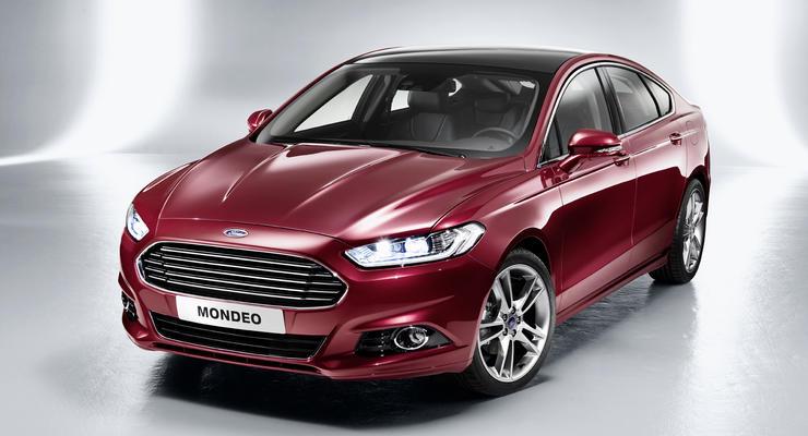 Ford поставил на новый Mondeo литровый двигатель