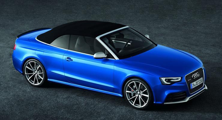 Audi рассекретила новый спортивный кабриолет