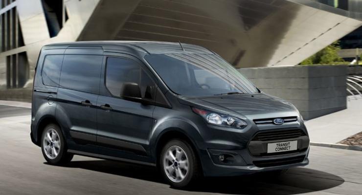Ford показал Transit Connect следующего поколения