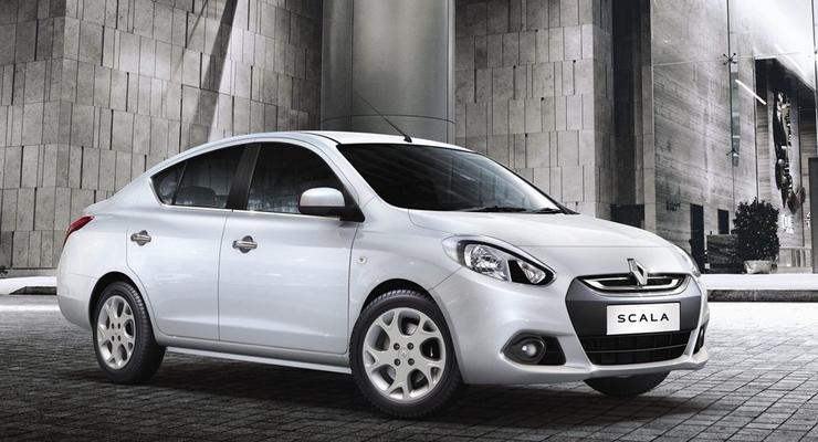 Renault сделал из Ниссана новый доступный седан