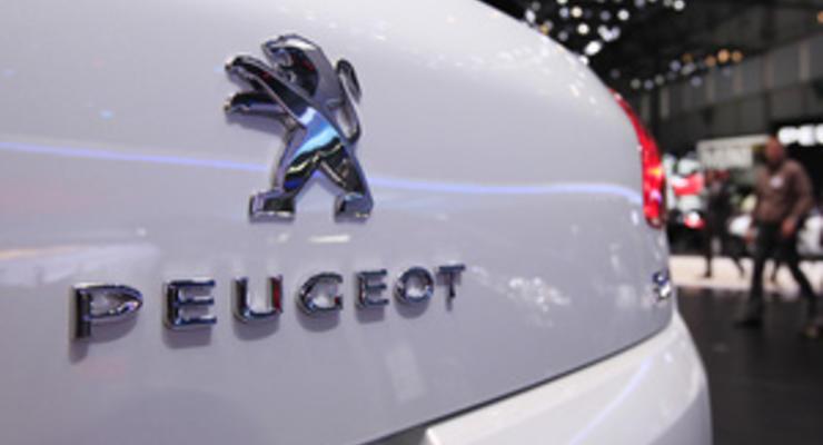 Французские власти порекомендовали Peugeot закрыть завод в Испании