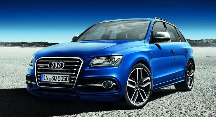 Audi выпустит 50 суперкроссоверов по цене $120 тысяч