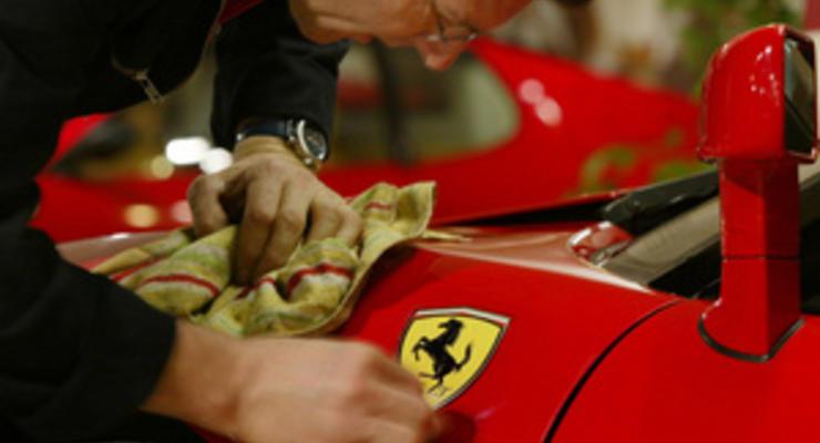Парад Ferrari в Великобритании побил рекорд Гиннеса