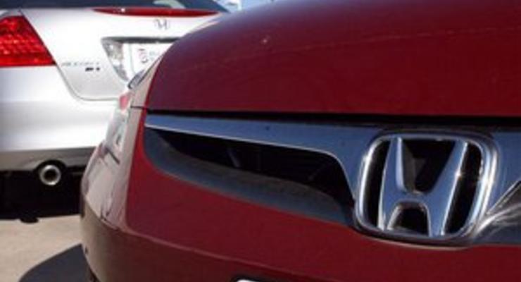 Honda собирается удвоить продажи своих авто за четыре года