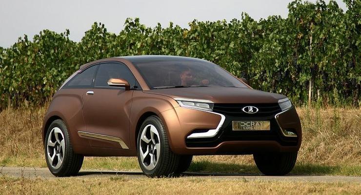 Первая модель в стиле Lada XRay выйдет через три года