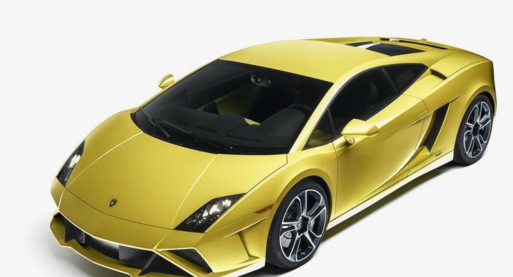 У суперкара Lamborghini Gallardo изменилась внешность
