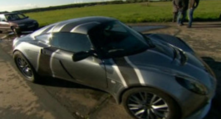 Британский электромобиль установил скоростной рекорд