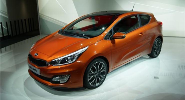 Новые трехдверки Kia и Hyundai вышли на первый показ