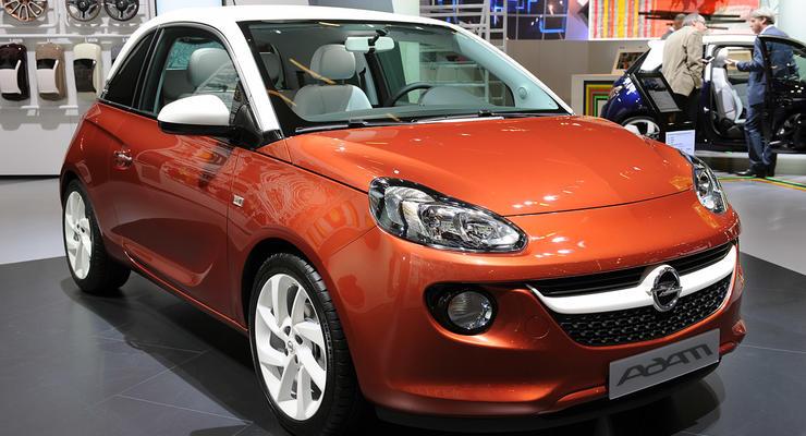 Opel объявил цены на свою самую маленькую модель