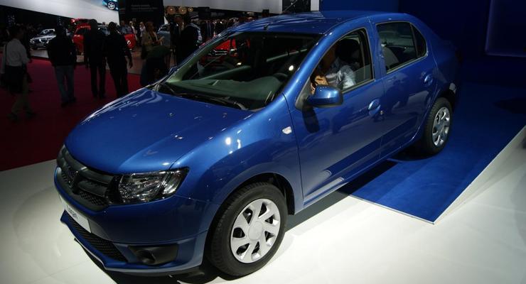 Новые Renault Logan и Sandero представили публике