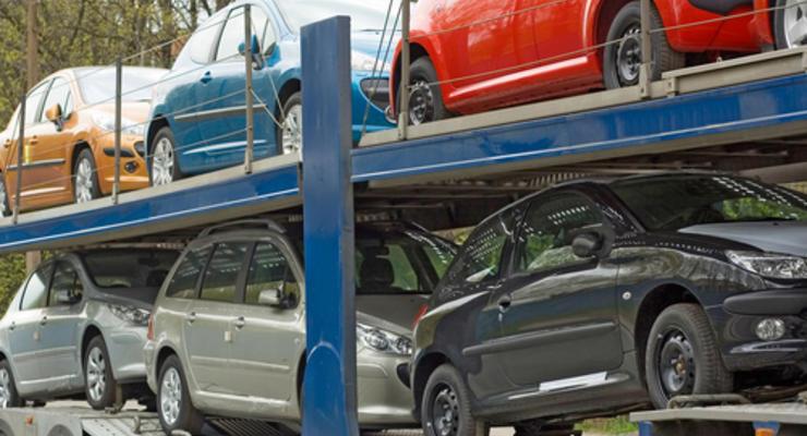 Утилизационный сбор на авто в Украине: сколько будем платить