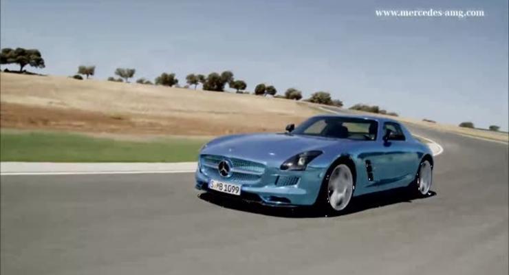 Новый четырехмоторный Mercedes показали в «полете»