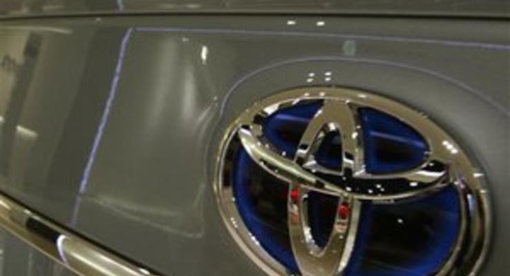 Спорные острова: Продажи Toyota в Китае упали вдвое