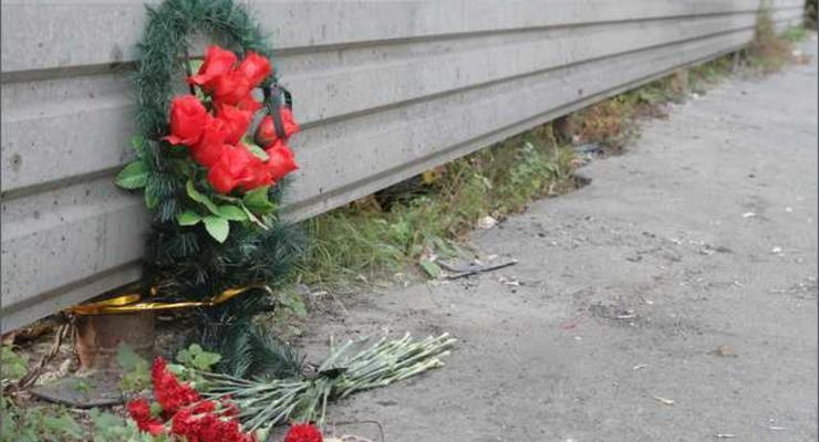 В центре Киева разбилась машина с прокурорами (ФОТО, ВИДЕО)