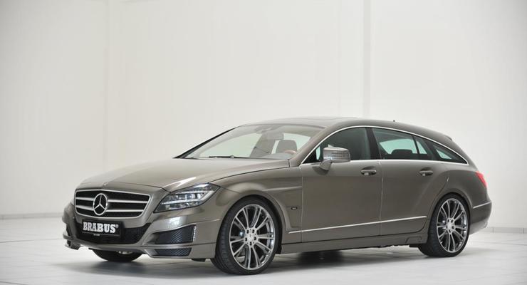 Brabus представил 620-сильный универсал Mercedes