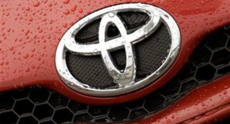 Toyota отзывает более 7 млн автомобилей из-за дефекта стеклоподъемника