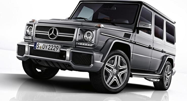 Немцы выпустят новый «кубик» в стиле Mercedes G-Class