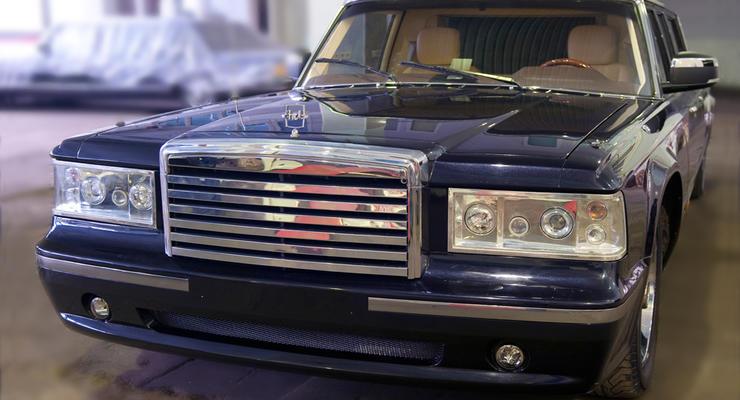 Новый лимузин для Путина хочет купить арабский шейх