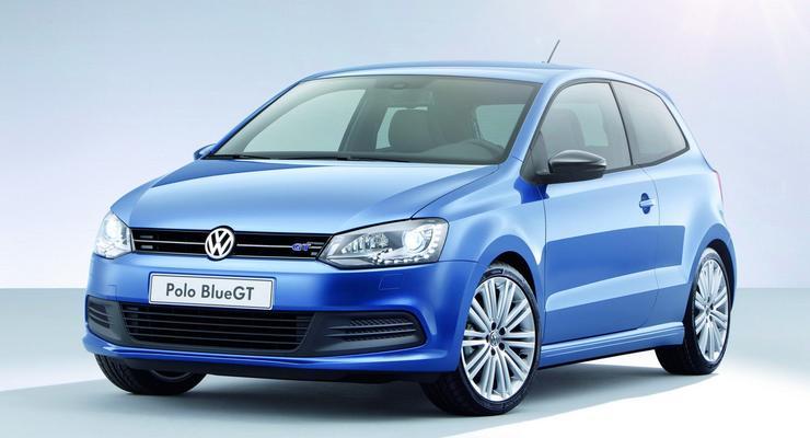 Volkswagen готовит три новинки ценой 6-8 тысяч евро