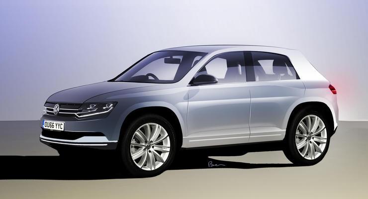 Каким будет первый кроссовер на базе Volkswagen Polo