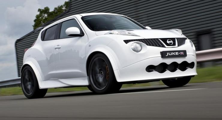Продан первый Nissan Juke-R ценой в полмиллиона евро