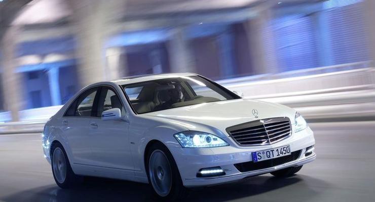 Mercedes S-Class теряет спрос, производство сократили