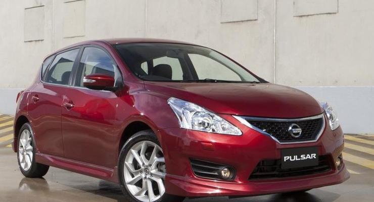 Японцы представили замену хэтчбеку Nissan Tiida