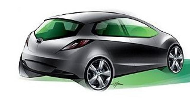 Mazda задумалась о выпуске недорогой малолитражки