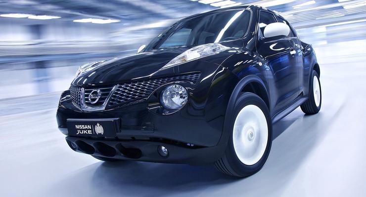 Кроссовер Nissan для меломанов оценили для Украины