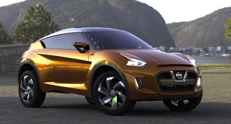 Nissan провел премьеру Extrem'ального концепта