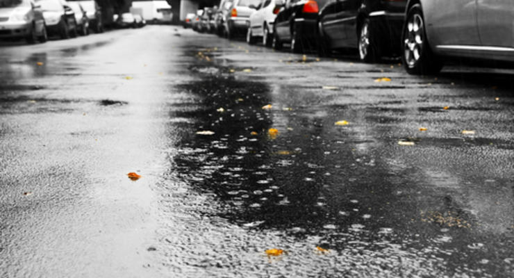ГАИ предупреждает: погода портится, пора менять резину