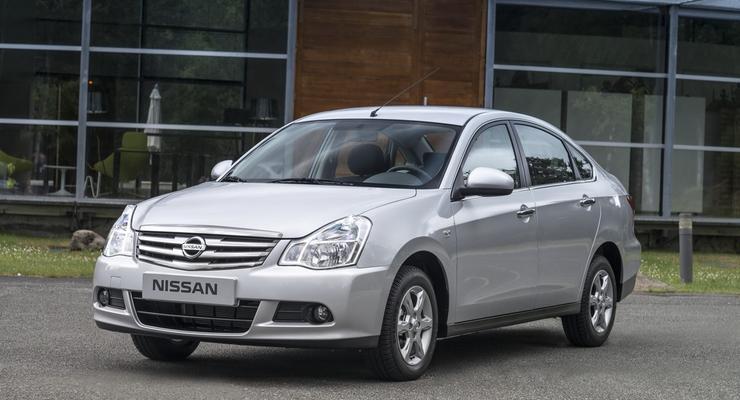 Вазовский Nissan получил один мотор на три комплектации