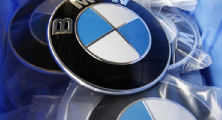 Прибыль BMW превзошла прогнозы за счет Китая