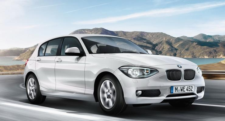 BMW первой серии установил рекорд экономичности