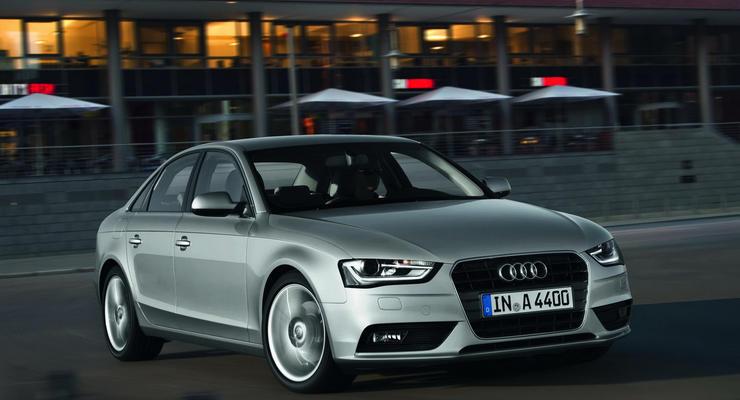 Тест-драйв обновленного Audi A4 восьмого поколения