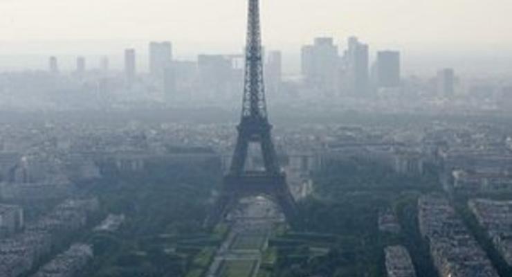 Старые авто перестанут пускать в Париж
